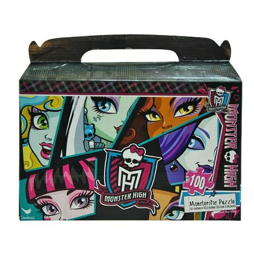 WeGlow International Monster High Gift Box Puzzle (Set of 2) - 1
