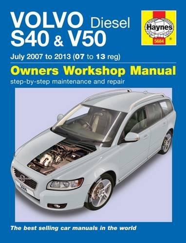 volvo-s40-v50-diesel-owners-workshop-manual