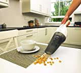 Black + Decker Dustbuster, 2.4 Volt - White
