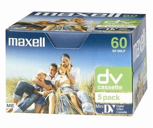 Maxell Mini Dv 60 Minuti Per Videc. Conf.5