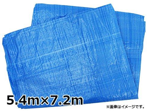マイスター/Meister ブルーシート サイズ:約 5.4×7.2m SK-MY-BS-MUJI-5.4×7.2 JAN:4949908227088