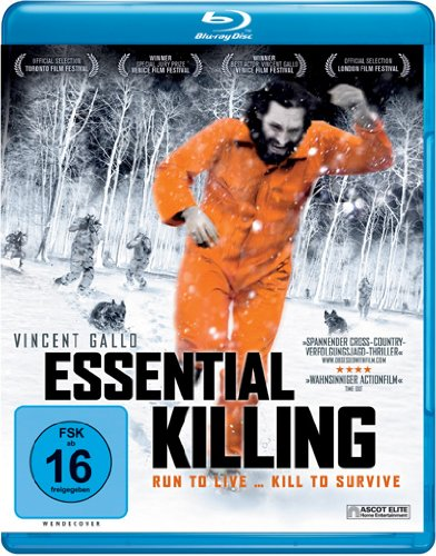 Essential Killing [Blu-ray]