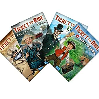 Ticket to Ride Upgrade Pack PC [Download]