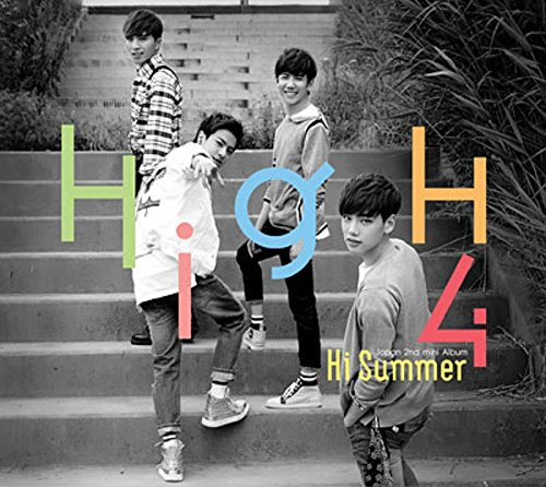 Japan 2nd mini album Hi Summer