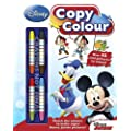 Disney Junior Mickey Mouse Clubhouse Copy Colouring Book (Disney Activity)