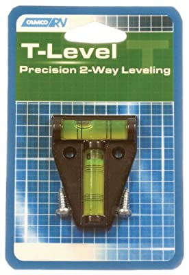 Camco 25543 RV T Level by Camco