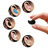 Mini Invisible PChero Ultra Small Bluetooth 4.0 Earbud Headset With Microphone Support Hands-free Calling For...