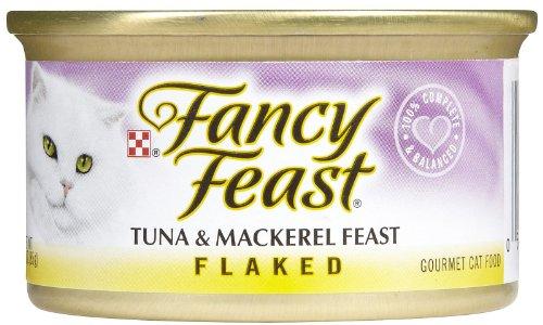 Fancy Feast Tuna/Mackrel 24/3 Oz