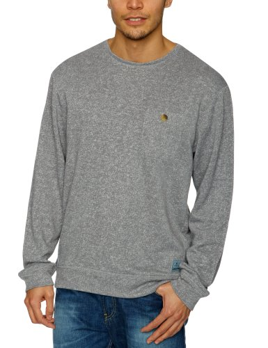 Billabong Crushing Crew Men's Jumper Grey Heather Large