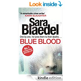 Blue Blood (Louise Rick Book 2)