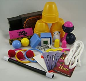 Wizard Jr Magic Kit 25 Tricks
