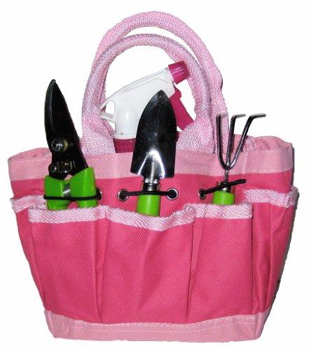 Gardening tools best pirces indoor garden tool set tote for Small garden tool carrier