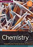Pearson Baccalaureate Chemistry Standard Level 2nd edition print and ebook bundle for the IB Diploma