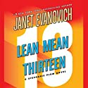 Lean Mean Thirteen Audiobook by Janet Evanovich Narrated by Lorelei King