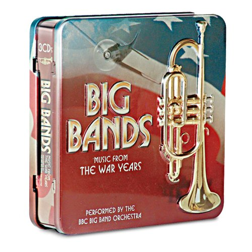 Big Band Music of the War Years (Coll) (Tin) by BBC Big Band Orchestra