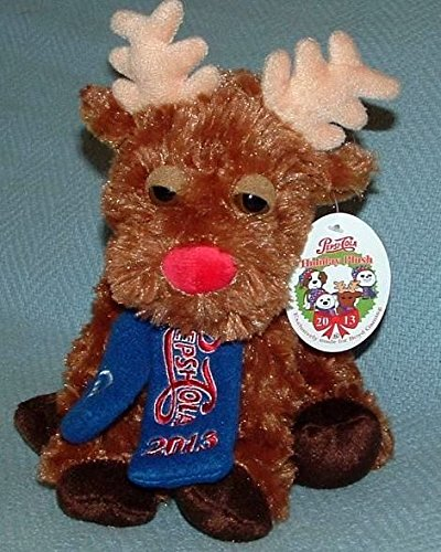 Pepsi Cola Christmas 2013 Plush Reindeer