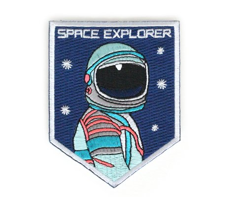 Fantastic Deal! Patch - Space Explorer