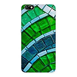 Enticing Green Footpath Back Case Cover for Honor 4X