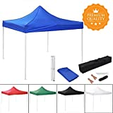 New Leaf 10 x 10 Easy Pop Up Tent Instant Canopy Shelter