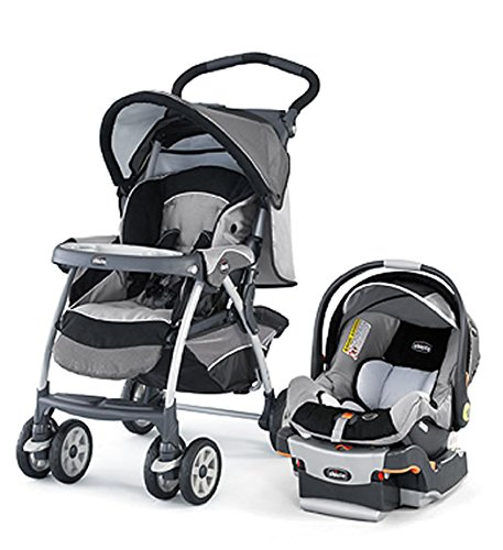 Chicco Cortina Travel System (Graphica) front-954706