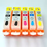 Inksky EMPTY Refillable Cartridges