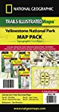Yellowstone National Park Map Pack (302/303/304/305)