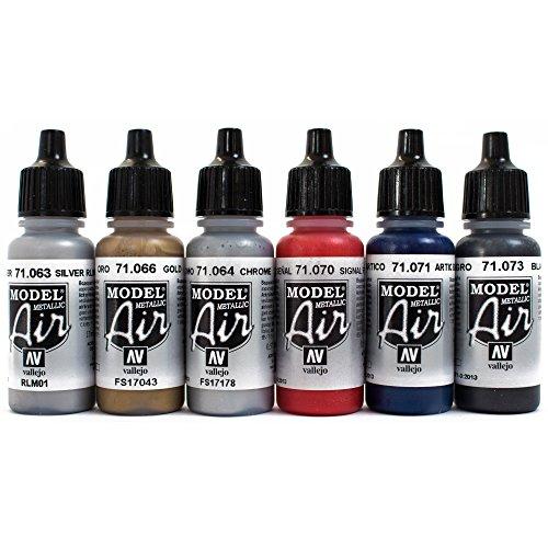 airbrush-colours-6-x-17-ml-vallejo-model-air-set-metallic-colours
