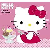 2014 Hello Kitty Wall Calendar