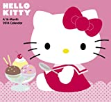 2014 Hello Kitty Wall Calendar