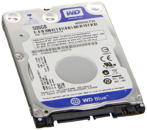 HDD 2.5P 500GB SATA 3 (MB)