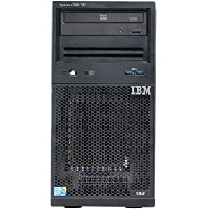 IBM System x x3100 M5 5457EFU 4U Mini-tower Server - 1 x Intel Xeon E3-1231 v3 3.40 GHz
