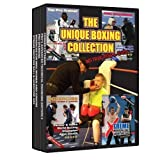Boxing- Fitness ,Instructional 5 DVD Box Set : (The Boxing Training Unique Collection)Region 2 (Pal) English Speaking Plus FREE training programme and diet sheet.