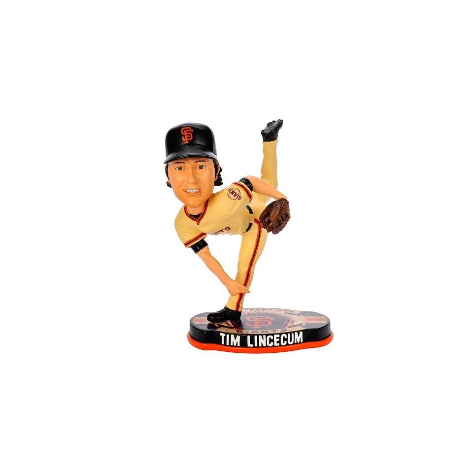 Tim Lincecum San Francisco Giants MLB Baseball Base Bobblehead