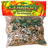 100 BOYS PLASTIC COMBAT MISSION TOY SOLDIERS BAG BUCKET PARTY BAG FILLERS
