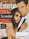 Entertainment Weekly (April 12, 2013) Crazy In Love with Scandal - Kerry Washington, Tony Goldwyn