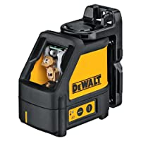 DeWalt Horizontal and Vertical Self-Leveling Line Laser