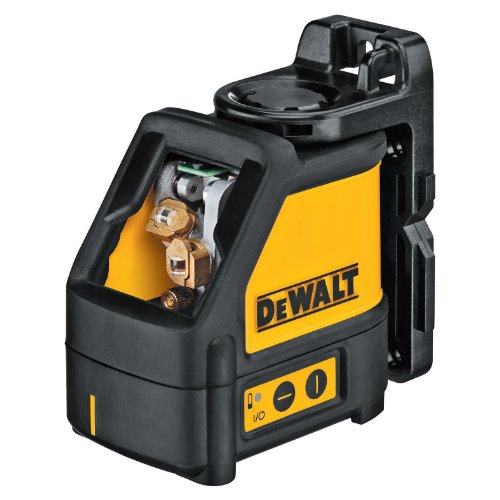 DEWALT DW087K  LaserChalkLine Self-Leveling Line Laser, Horizontal & Vertical