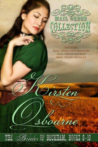 Kirsten Osbourne - Brides of Beckham: Books 8-10