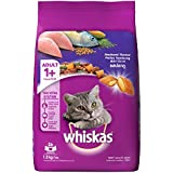 Whiskas Adult Cat Food, Mackerel, 1. 2 Kg K