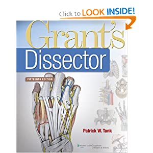 Grant's Dissector 15th edition PDF by Patrick Tank