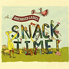 Snacktime Album Cover