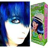 Permanente Haarfarbe Haar Haare Haarfarbe Intensivtönung Indigo Blau