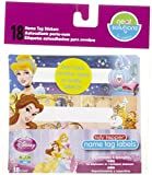 Neat Solutions Cup Label Stickers - Disney Princess - 18 ct
