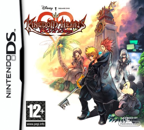 Kingdom hearts 358 / 2 days