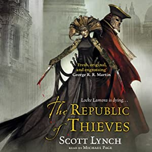 The Republic of Thieves Audiobook
