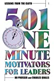 img - for Lessons from the Cloth 1: 501 One Minute Motivators for Leaders by Bo Prosser (15-Apr-2013) Paperback book / textbook / text book