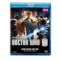Doctor Who: Series Seven - Part One [Blu-ray]