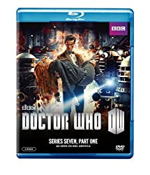 Dr. Who Series 7 P1 [Blu-ray]
