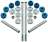 ACDelco 45G0012 Professional Front Suspension Stabilizer Bar Link Kit with Hardware