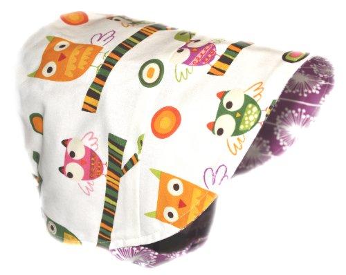 Urban Baby Bonnet Minerva ModBonnet Multi, 18 Months-3T